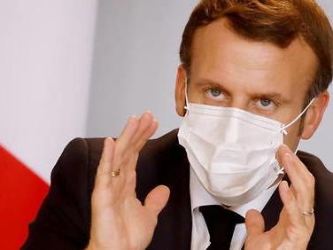 «Il n'est pas question de déconfiner», prévient Emmanuel Macron