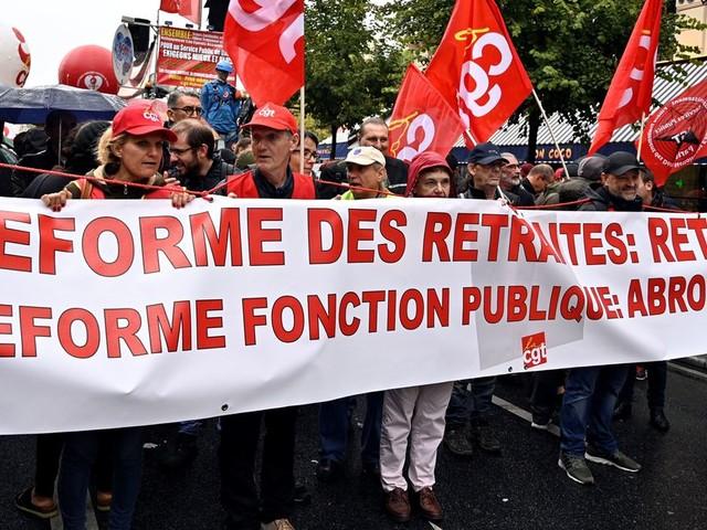 Grève nationale: ces points de la réforme des retraites qui cristallisent les tensions
