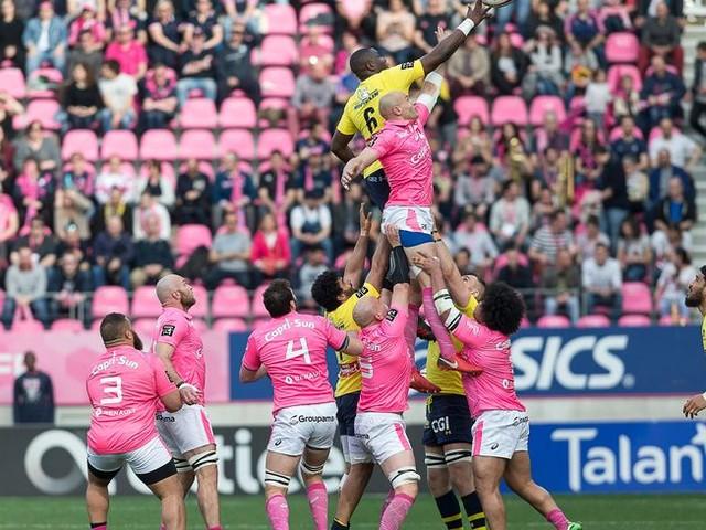 Rugby Top 14 : Le choc des leaders entre l'ASM et le Stade Français