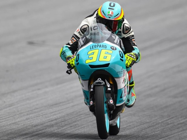 Moto3 : Mir vainqueur en Autriche