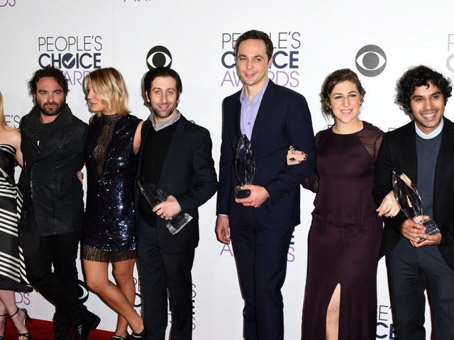 "Comment ""The Big Bang Theory"" a réussi à s'imposer"