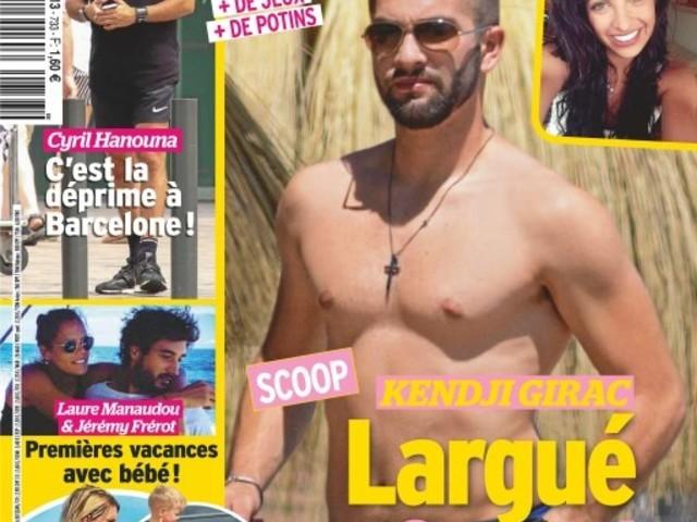La Une de la presse people ce vendredi : Kendji, George Clooney, Estelle Lefébure.