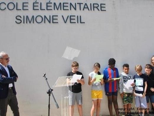 Une école Simone Veil