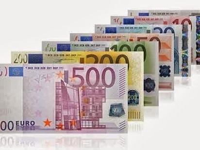 L'euro touche un plus bas de 7 semaines