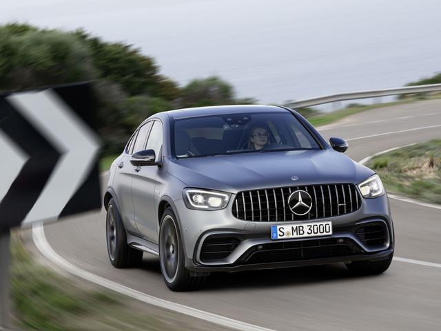 Toutes les photos du Mercedes-AMG GLC 63S 4Matic+ Coupé