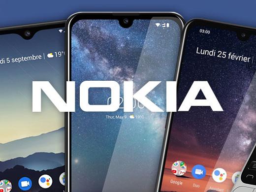 Quel smartphone Nokia acheter en 2019 ?