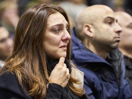 Crash en Iran: émotion et colère lors d'une cérémonie à Toronto