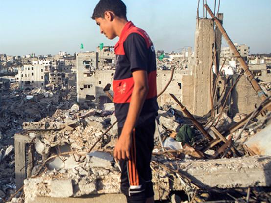 Gaza. «Nous avons peur, mais nous n'avons pas peur en même temps», dit un Gazaoui