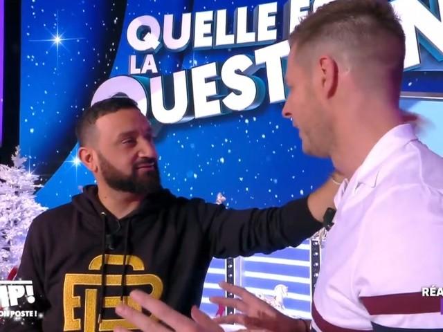 TPMP : Matthieu Delormeau embrasse Cyril Hanouna, la séquence buzz