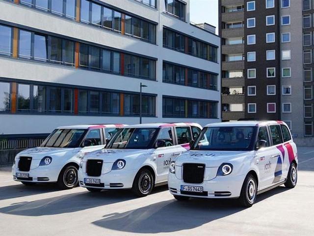 À Cologne, les taxis électriques pourront se recharger par induction