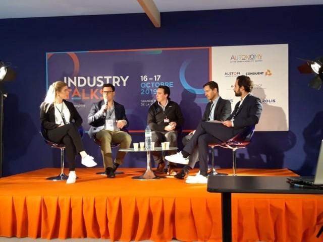 #Autonomy19: comment les industriels collaborent-ils avec les startups de la mobilité?