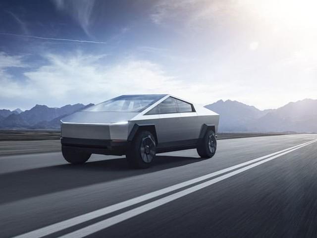 Tesla Cybertruck : Elon Musk dévoile un pick-up électrique blindé et futuriste, jusqu'à 800 km d'autonomie
