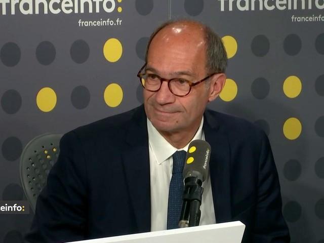 """VIDEO. Déclaration de politique générale : Eric Woerth pose ses conditions pour """"redonner une seconde chance"""" au Premier ministre"""