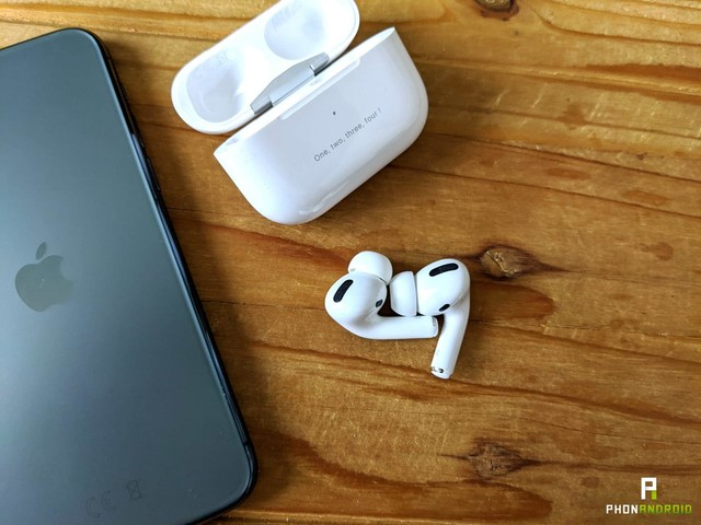 Test des Airpods Pro : Apple fait son intraspection