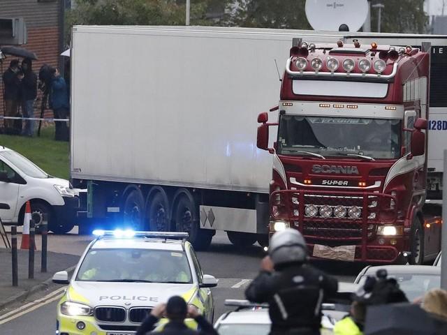 Angleterre: les premières victimes du «camion de l'horreur» ont été enterrées au Vietnam