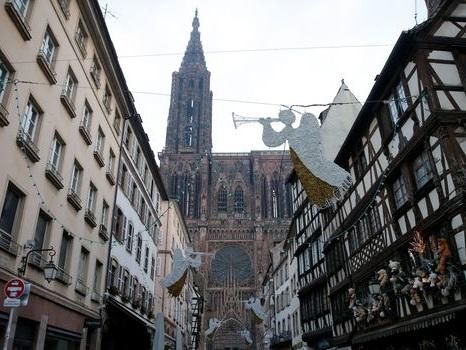 Un léger tremblement de terre, de magnitude 3,3, ressenti à Strasbourg