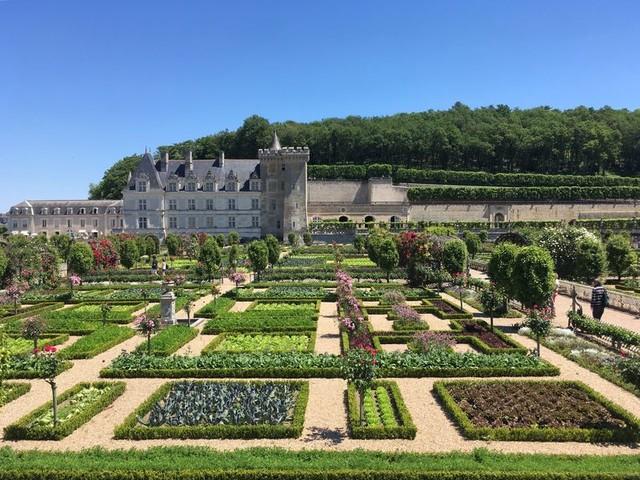 En Touraine, des jardins imprégnés de Renaissance (4) Villandry