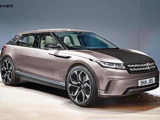 Land Rover : basée sur le Range, sa première électrique sortira en 2021