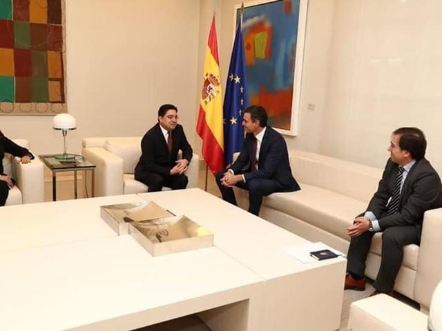 L'Espagne et le Maroc satisfaits de leur coopération