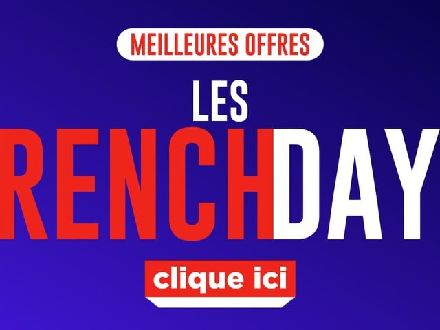Top 30+ des meilleures offres French Days 2019