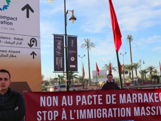 La DGSN dément catégoriquement l'arrestation des membres de Génération Identitaire à Marrakech