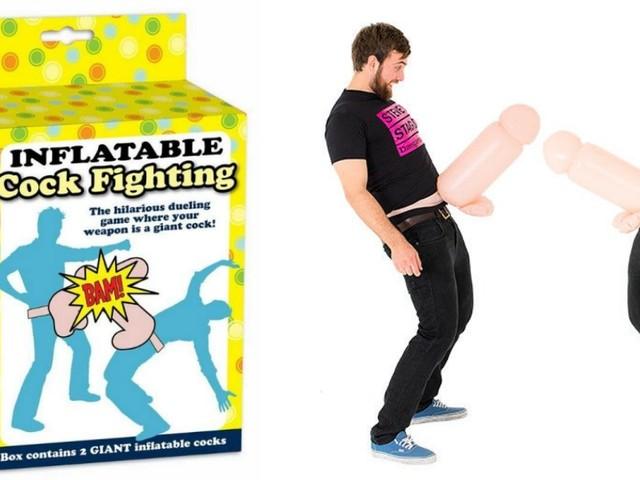 [TOPITRUC] Un jeu pour faire des combats de pénis gonflables géants