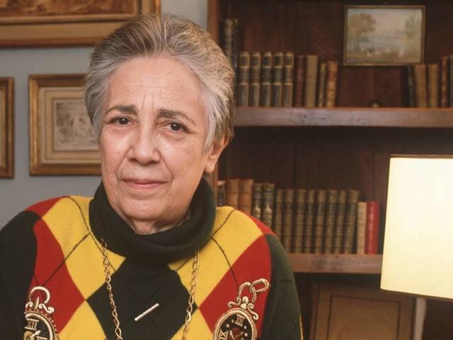 L'historienne Georgette Elgey est morte
