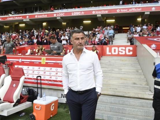 Foot - L1 - Lille - Christophe Galtier (Lille):«J'ai retrouvé une expression collective intéressante»