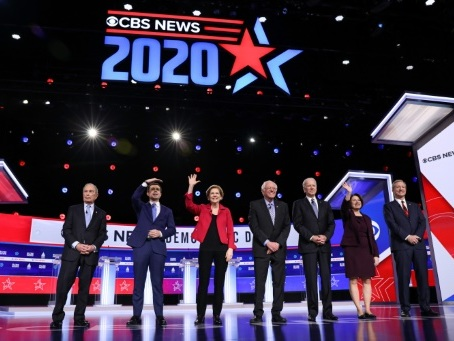 Etats-Unis: où en sont les principaux candidats démocrates ?