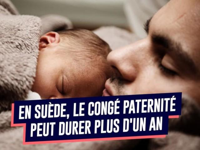 Top 10des pays où le congé paternité est le plus long, les petits chanceux