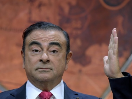 Carlos Ghosn fuit le Japon pour le Liban