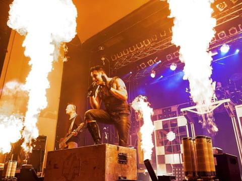 Rammstein: les concerts à Paris presque complets, une autre date à Lyon