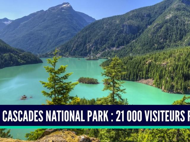 Top 10 des parcs nationaux les moins visités des États-Unis, ceux où on est peinard