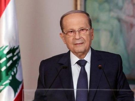 Plusieurs milliers de manifestants libanais en soutien au président Aoun