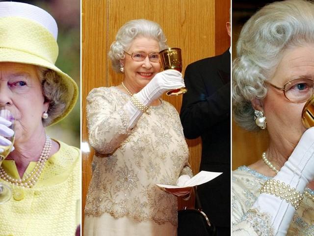 La reine Elizabeth obligée de diminuer sa consommation d'alcool: «C'est un peu injuste qu'à cet âge, elle doive renoncer à quelque chose qu'elle aime»