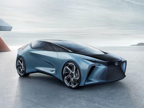 Le concept-car LF-30 incarne la vision de l'électrification selon Lexus