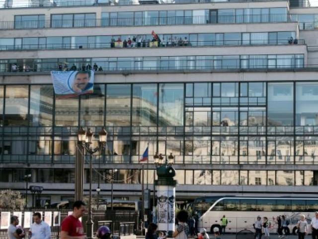 Intrusion de militants kurdes au siège parisien de l'AFP
