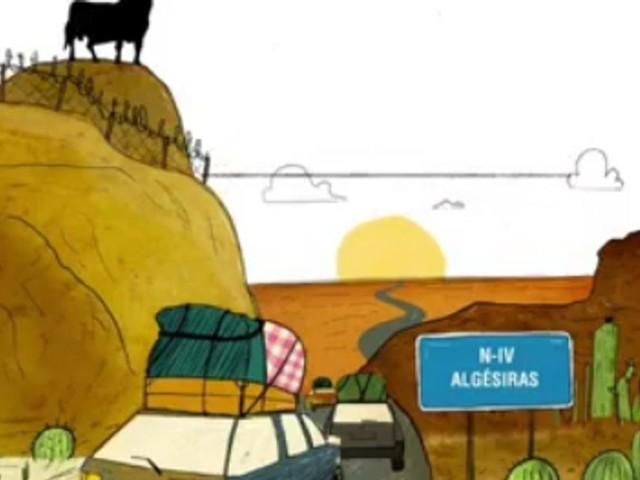 """""""La route du bled"""", le podcast qui vous rappellera avec nostalgie vos trajets de vacances"""