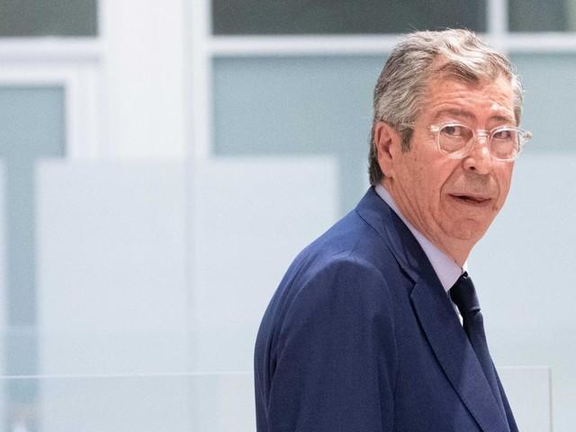 """Patrick Balkany """"souhaite"""" se représenter à la mairie de Levallois"""