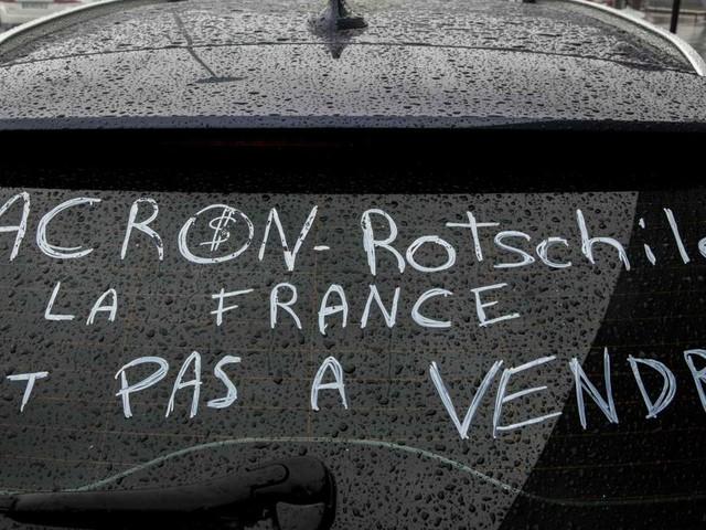 Quand le site de la BNP-Paribas relaie une intox antisémite sur les Rothschild