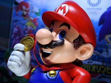Mario, Zelda et consorts dans une première boutique Nintendo à Tokyo