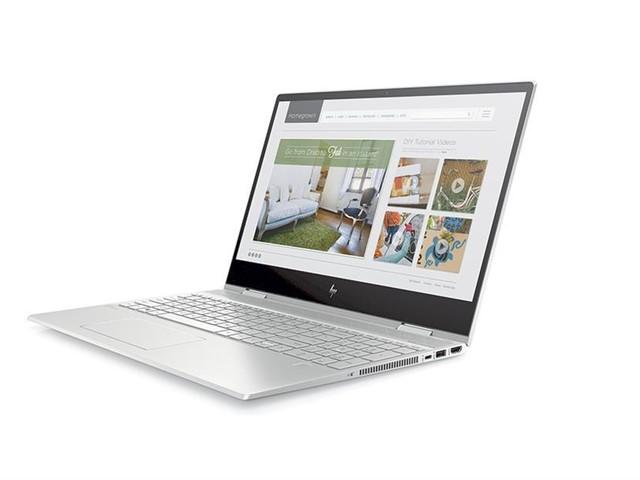 HP dévoile de nouveaux portables Envy x360 15, avec CPU AMD Ryzen ou Intel Core