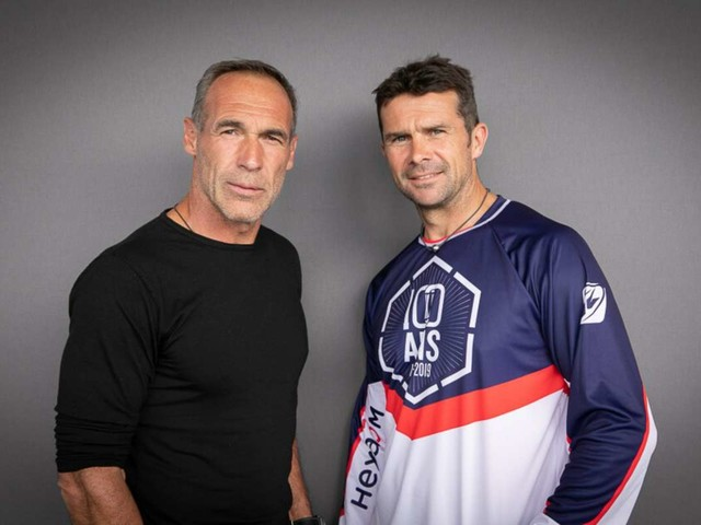 Mike Horn sera copilote de Cyril Despres sur le Dakar !