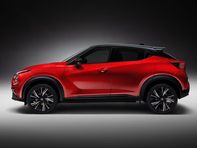 Nissan Juke : les tarifs