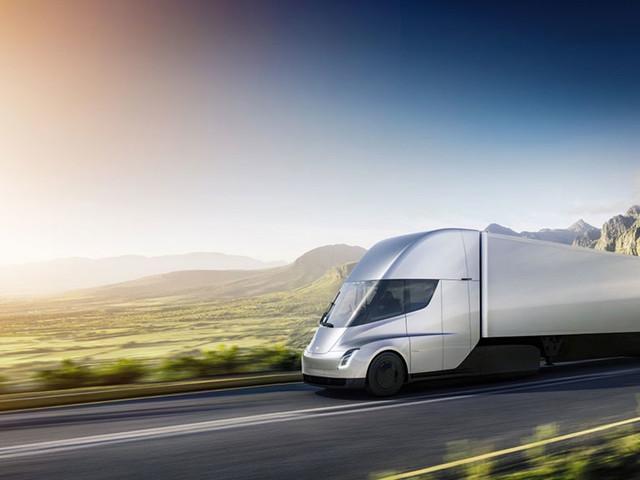Tesla vient de dévoiler le camion électrique qui va révolutionner le transport de marchandises