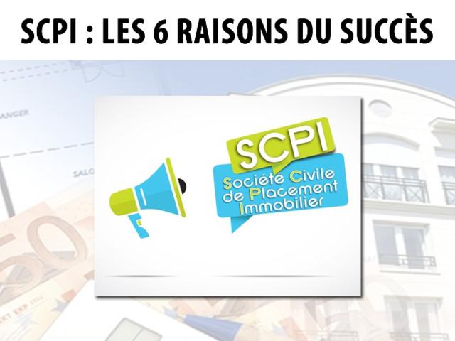 Les Raisons du Succès de la SCPI auprès des Investisseurs