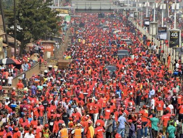 Guinée: l'économie, victime collatérale de la contestation