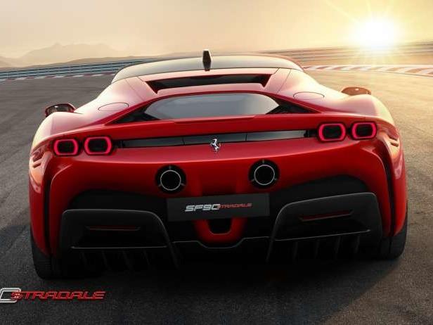 La technologie de la SF90 dans les futures Ferrari