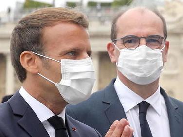 La popularité d'Emmanuel Macron et de Jean Castex en hausse