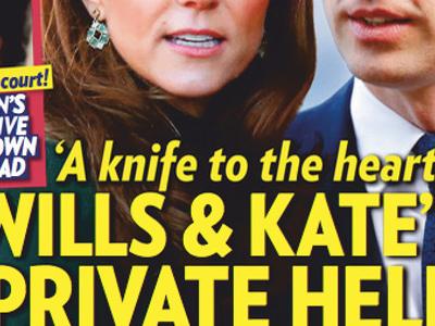 Prince William, Kate Middleton, l'enfer au palais, l'ultime trahison de Harry (photo)